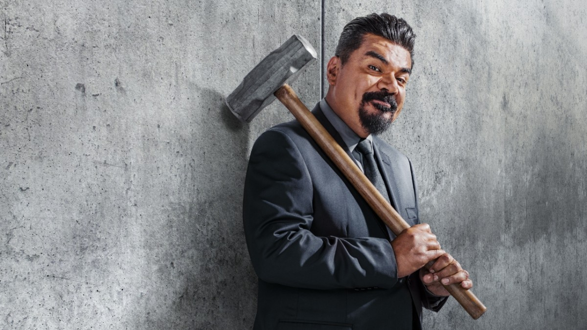 George Lopez The Wall, Live from Washington Comedy Special