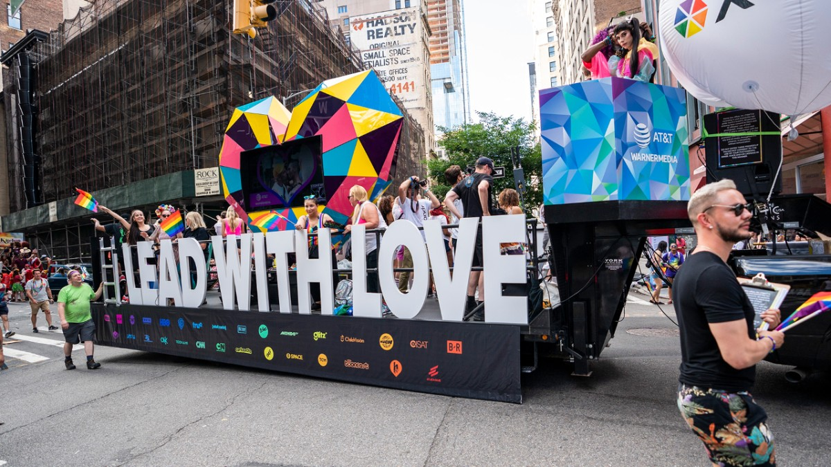 Human by Orientation HBO Pride 2019