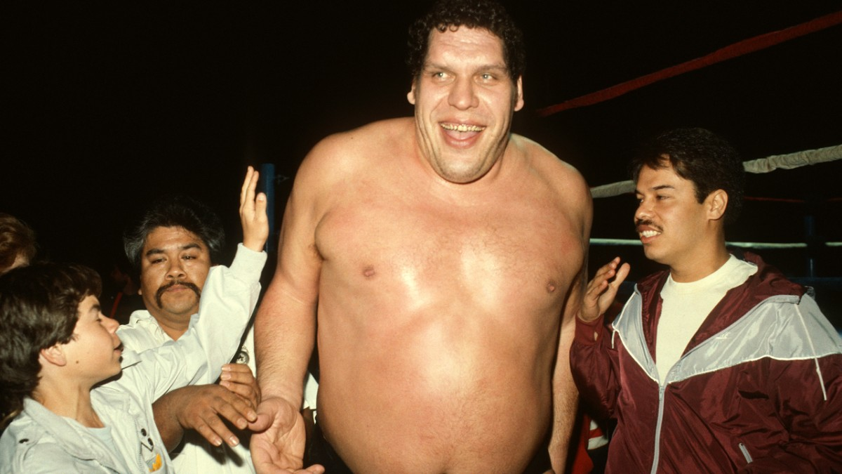 Andre The Giant Documentaries Hbo