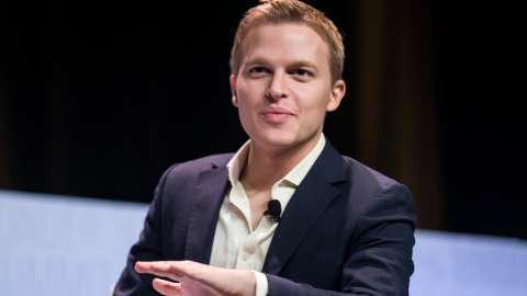 Ronan Farrow announcement