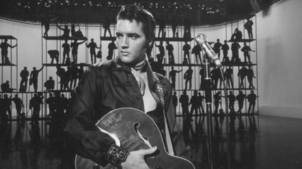 Elvis Presley The Searcher