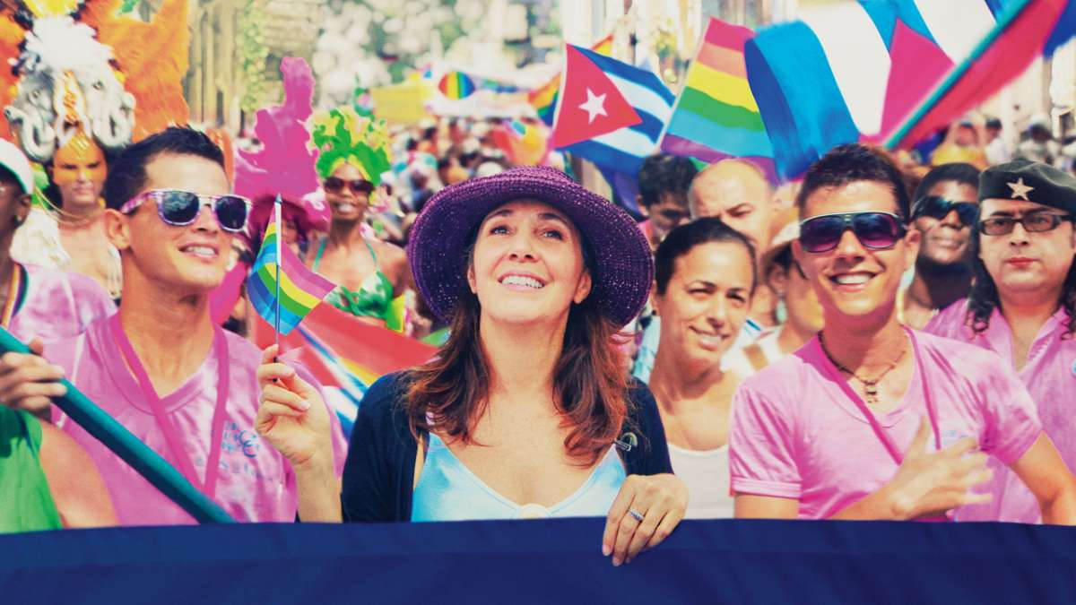 Mariela Castro's March: Cuba's LGBT Revolution