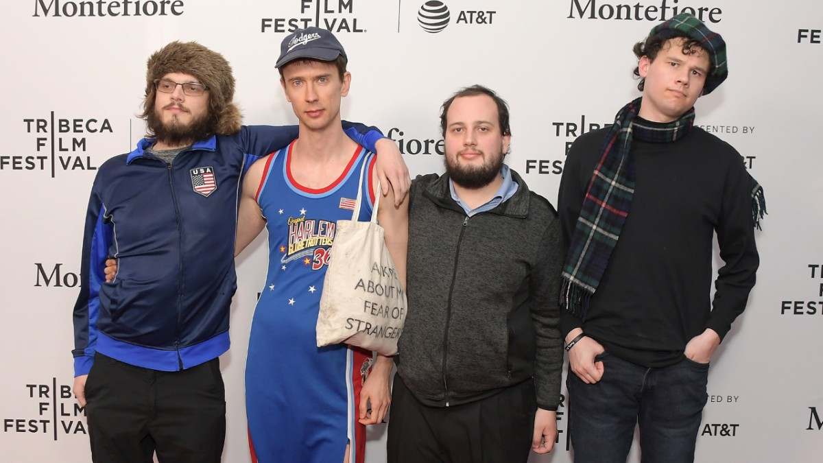 On Tour with Asperger's Are Us Docuseries HBO Tribeca Film Festival
