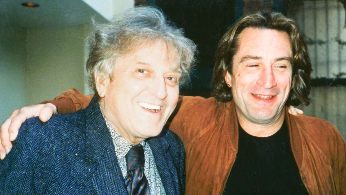 """Remembering The Artist Robert De Niro, Sr."""