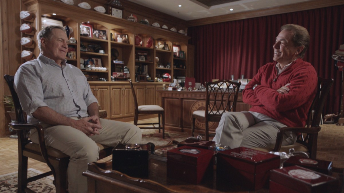 Saban and Belichick