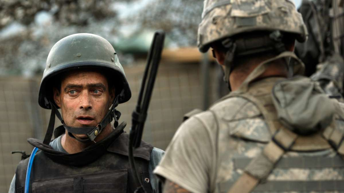 war as a personal experience in the documentary restrepo by tim hetherington and sebastian junger