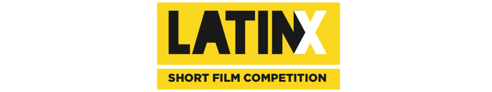 LatinX Short Film Competition Logo