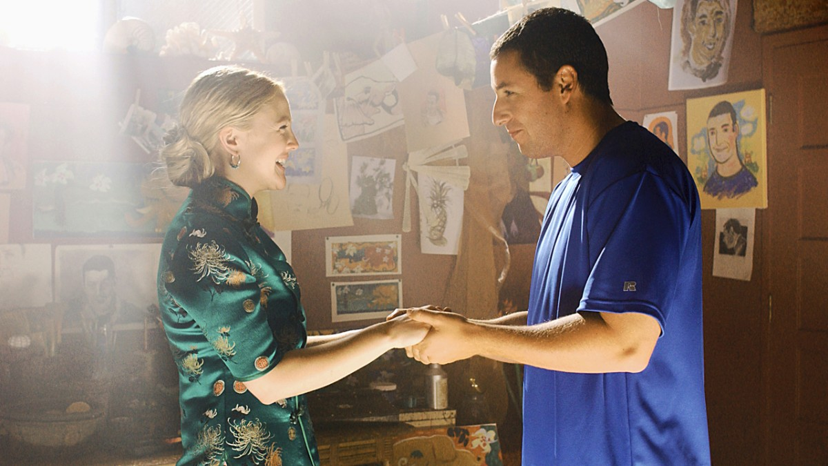 50 First Dates Drew Barrymore HBO Movie
