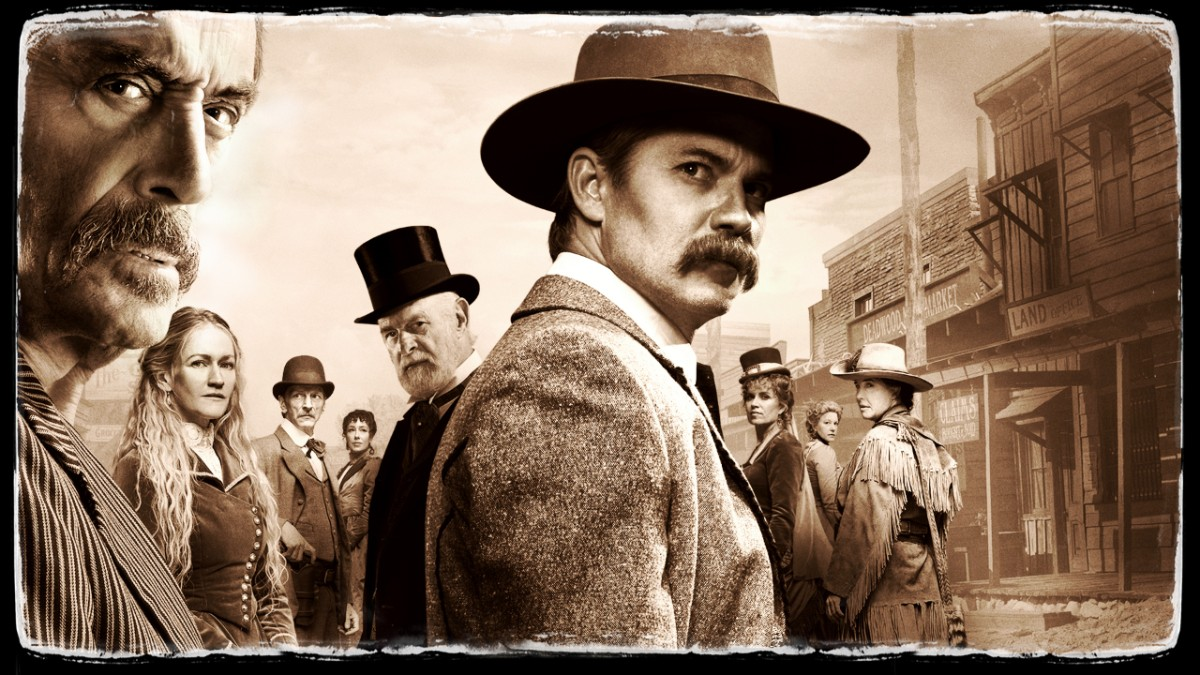 Deadwood: The Movie KA HBO