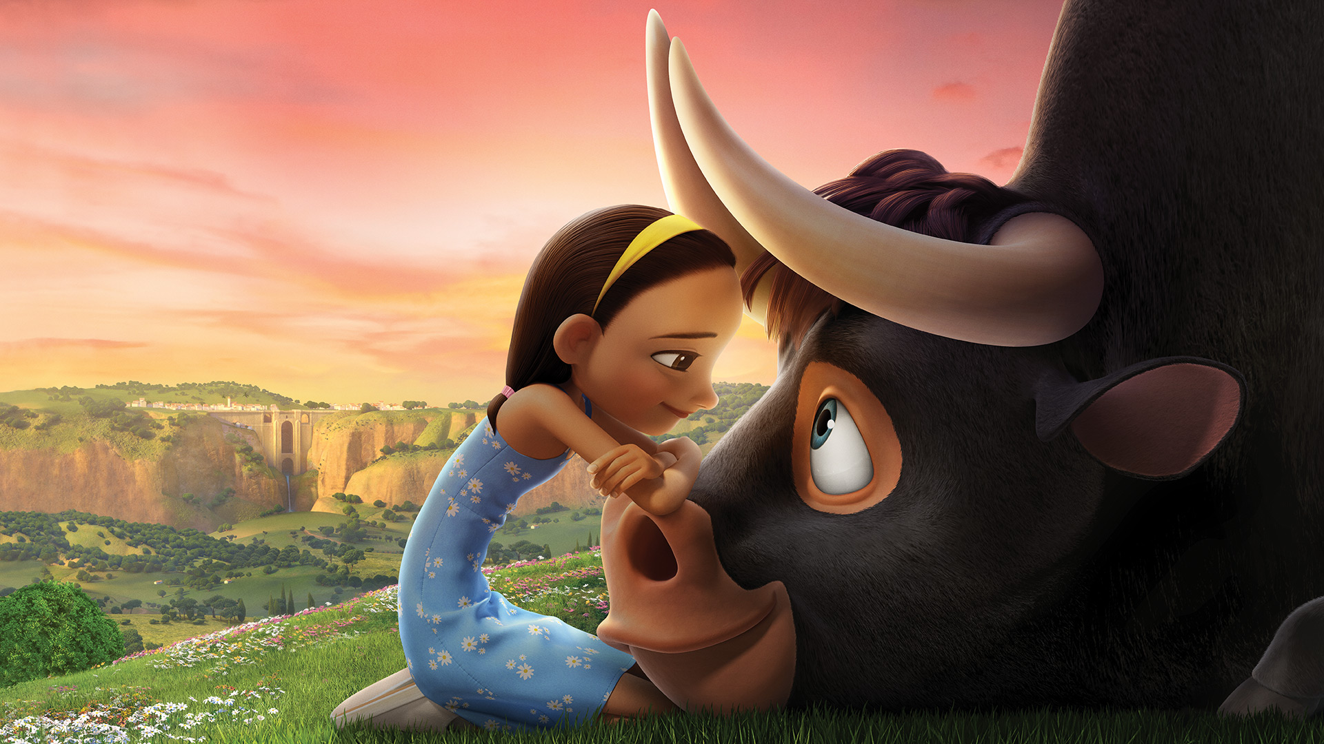 ferdinand watch the animated family movie online hbo