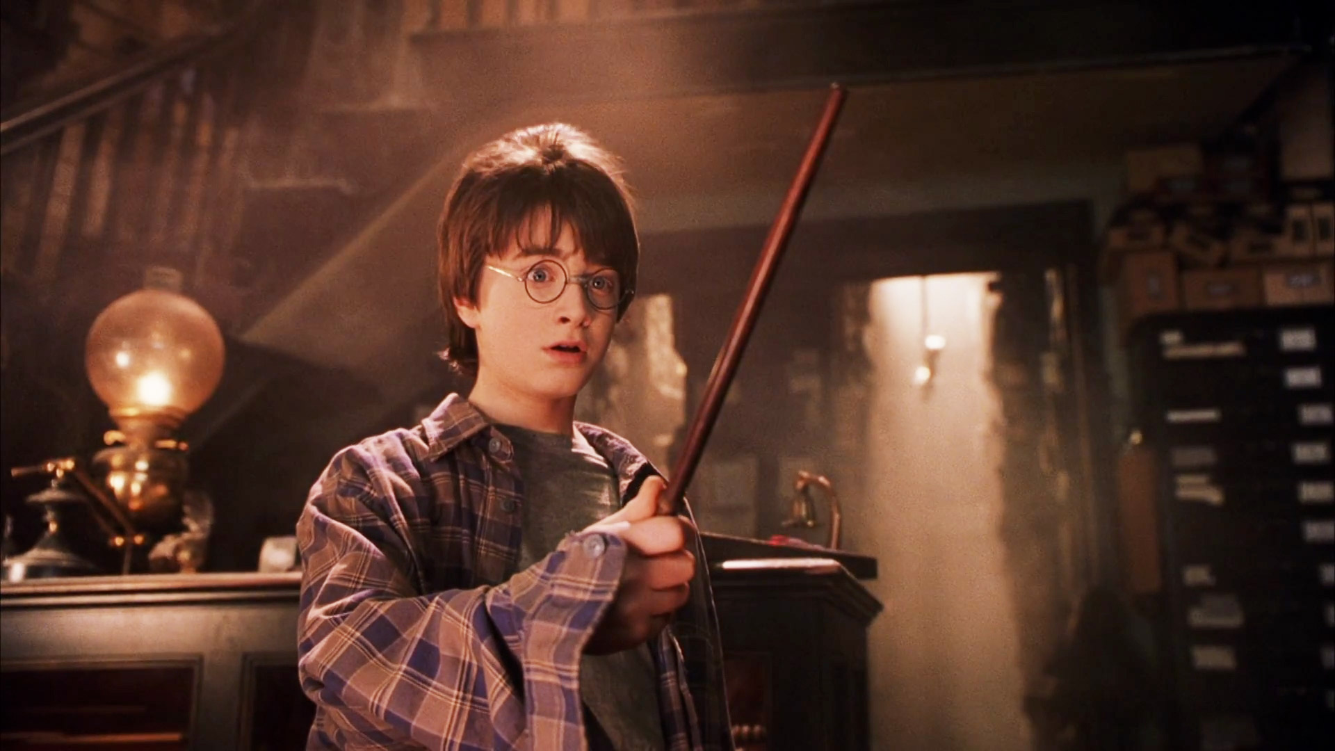 Harry Potter and the Sorcerer's Stone Trailer