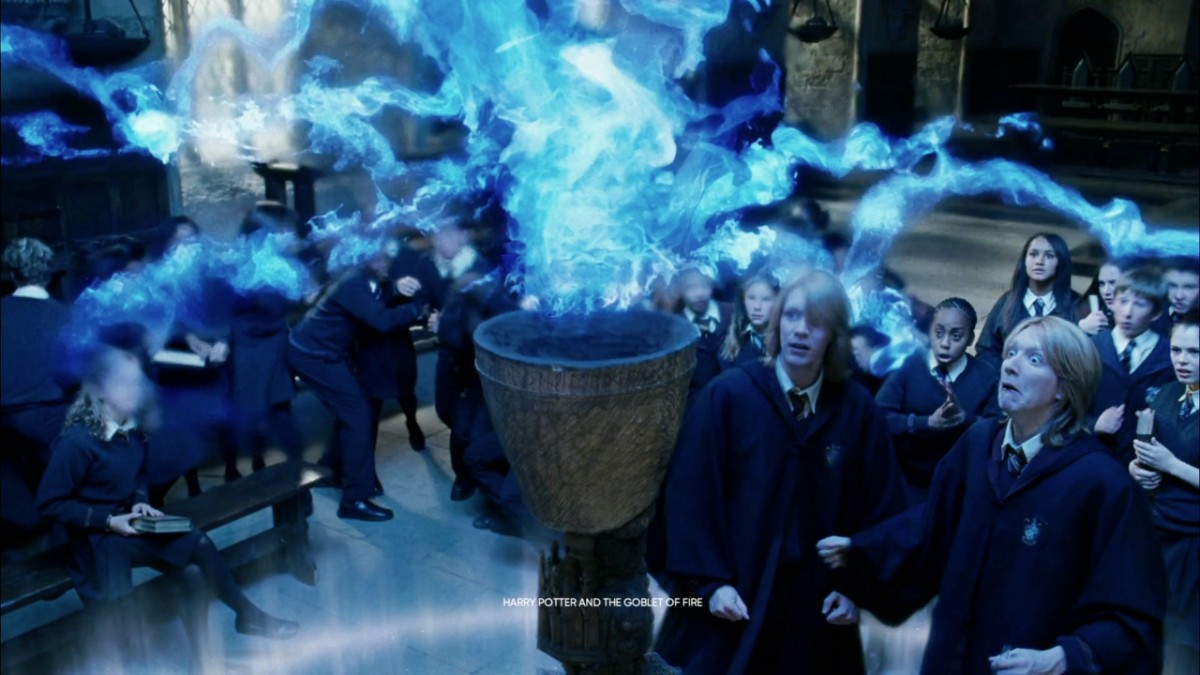 Harry Potter and the Sorcerer's Stone Behind the Magic: Peculiar Props