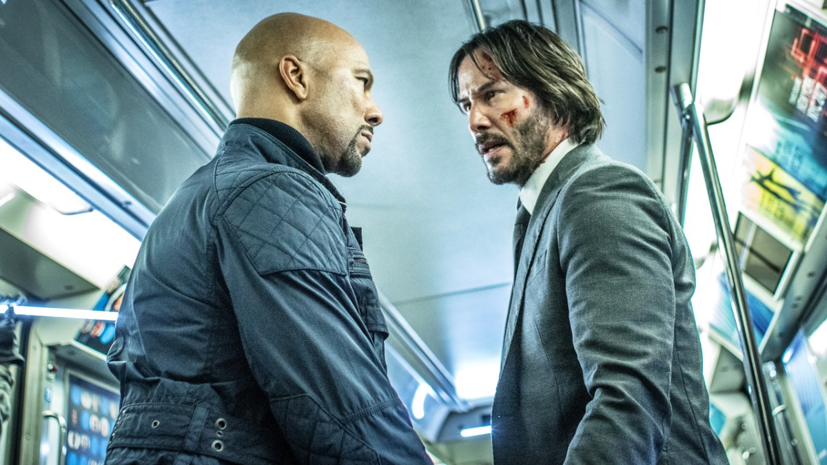 If You Loved The Matrix Try John Wick Chapter 2 Hbo