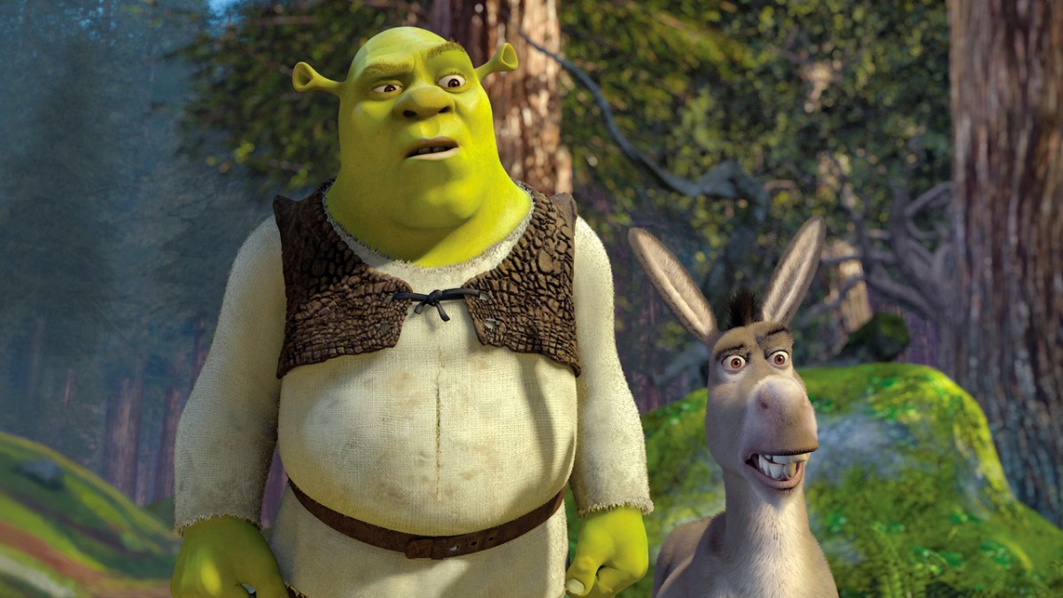 Shrek 2 Movie HBO