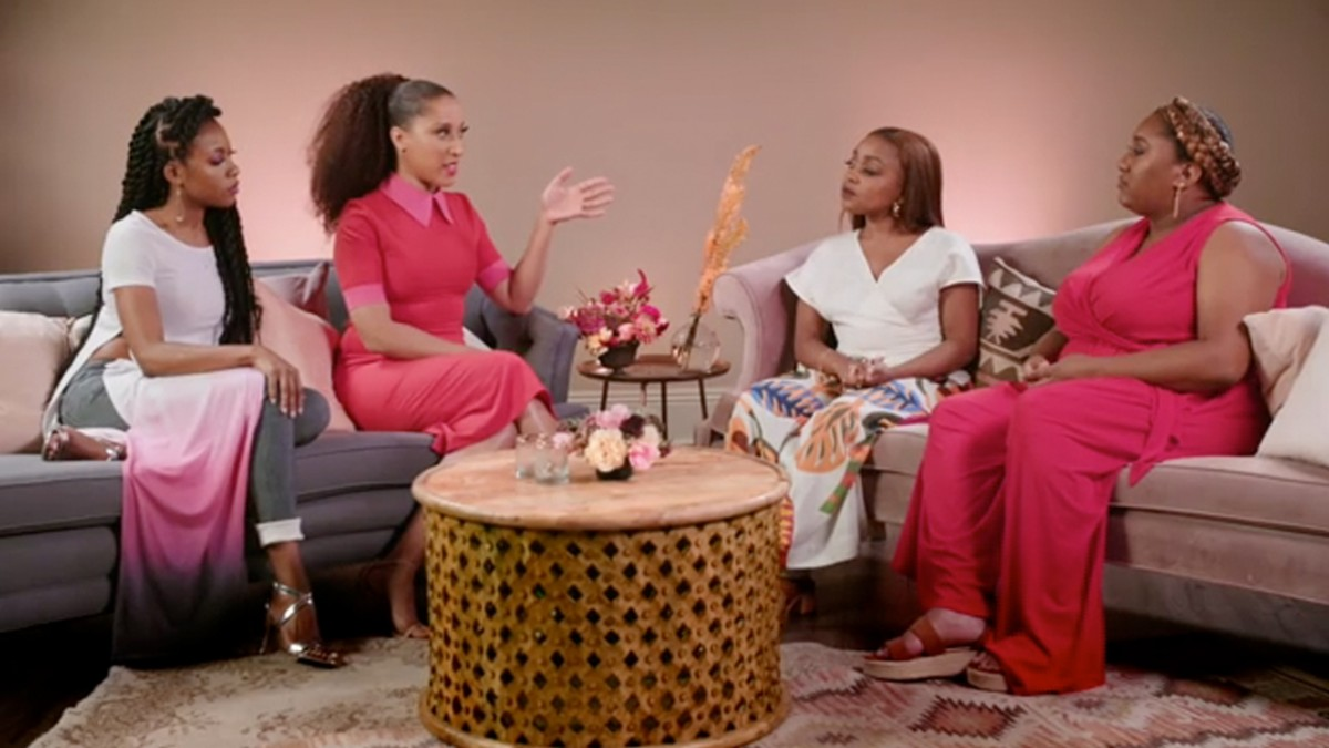 A Black Lady Sketch Show A Conversation With the Main Cast