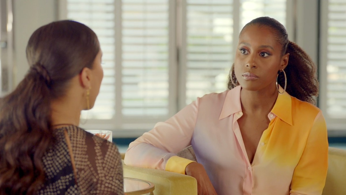 A Black Lady Sketch Show A Conversation with Robin and Issa