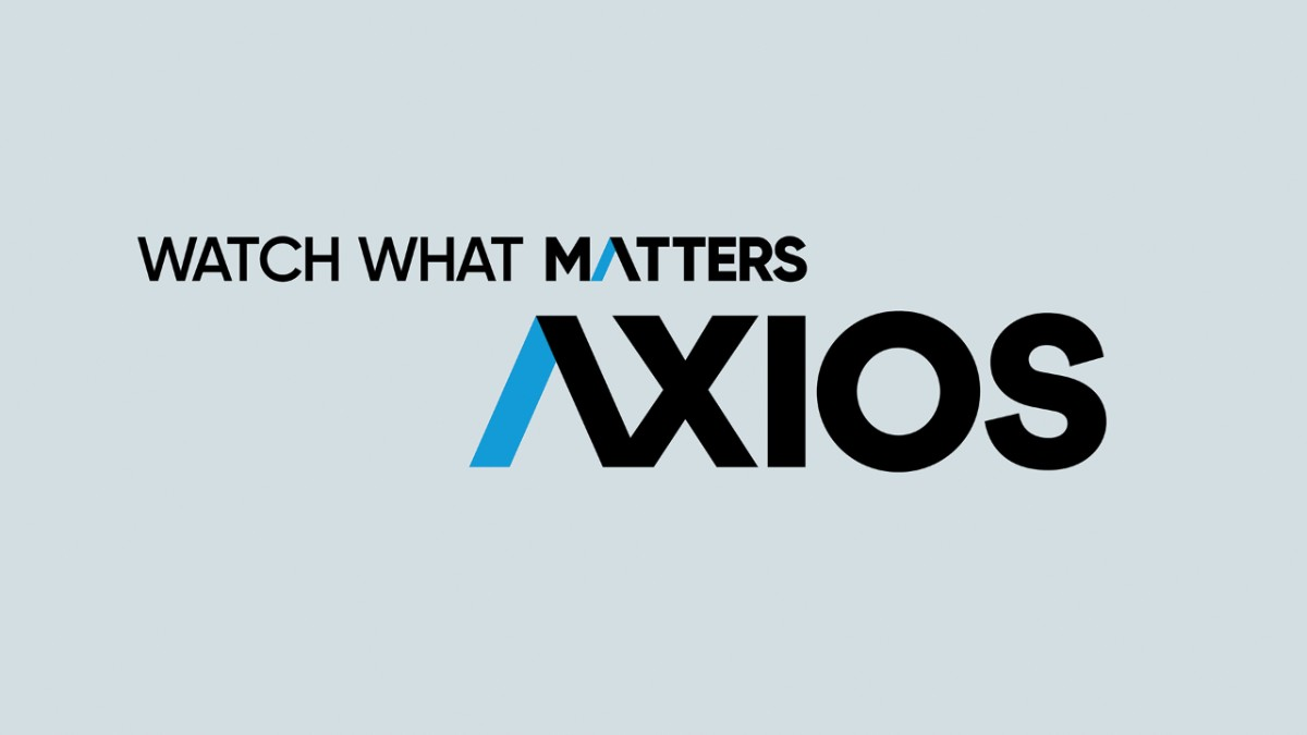 axios - official website for the hbo series