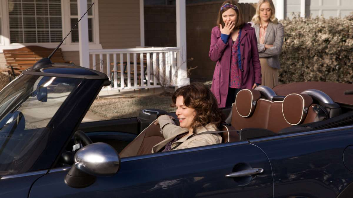 Barb showing wives new car