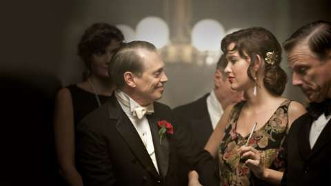 Nucky and Lucy at club