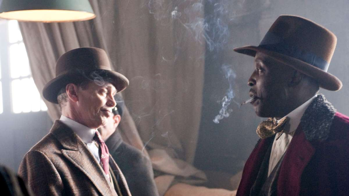 Nucky Thompson speaks with Chalky White