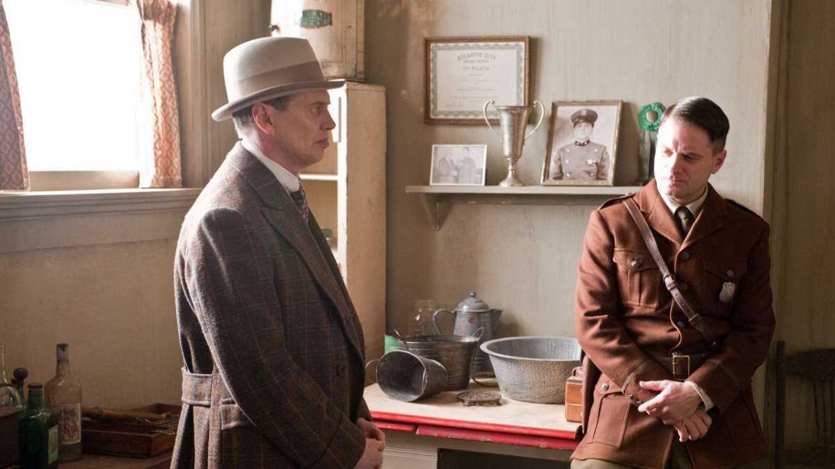 Nucky and Eli Thompson