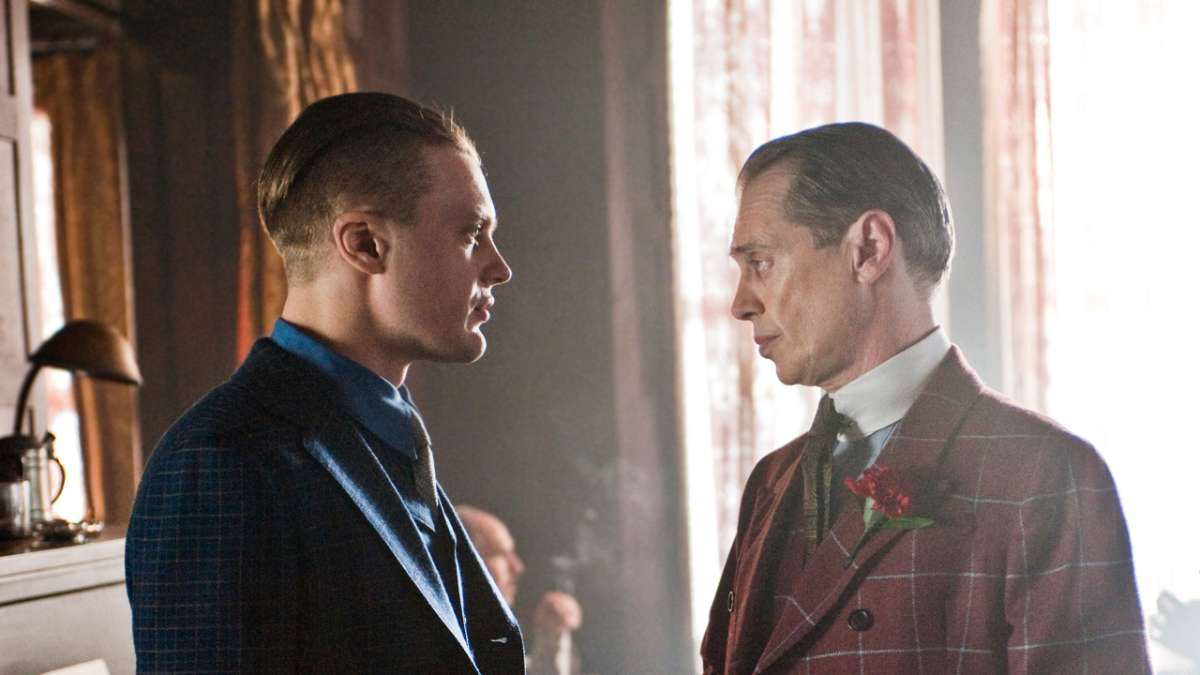 Jimmy and Nucky
