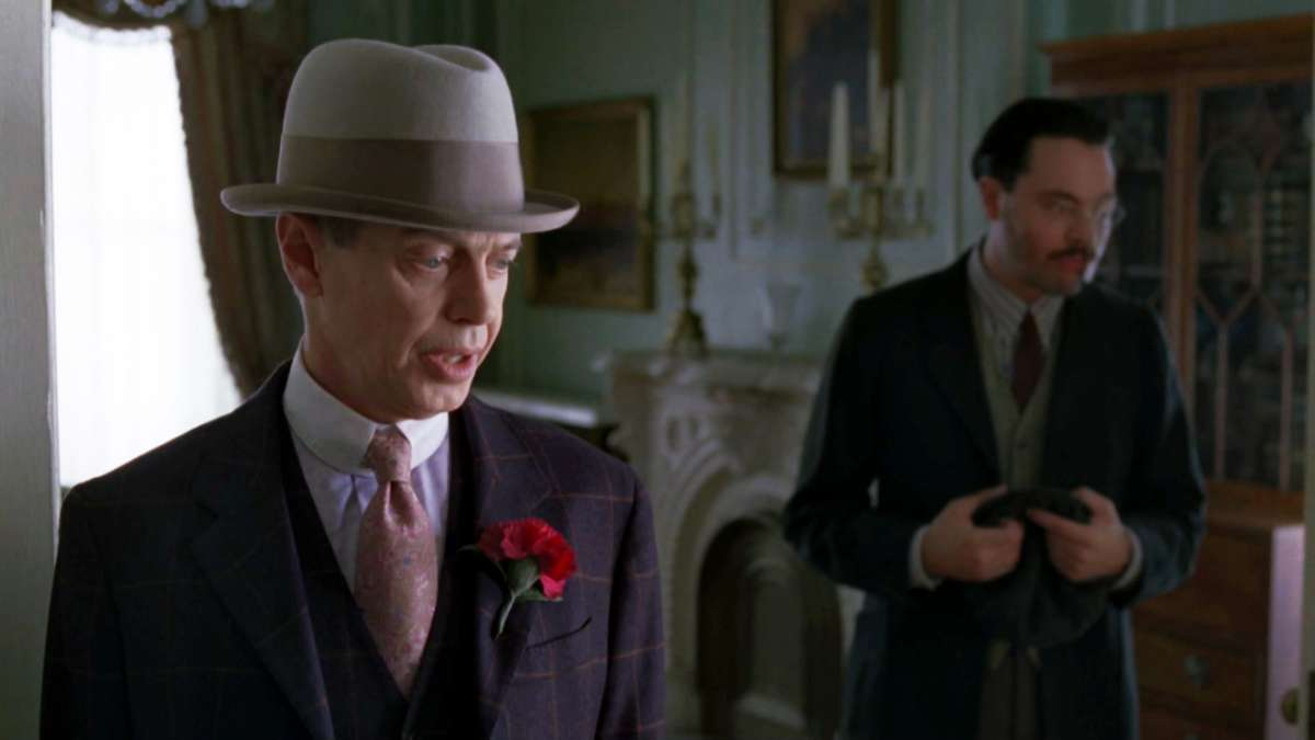 Nucky discovers Margaret left from Harrow