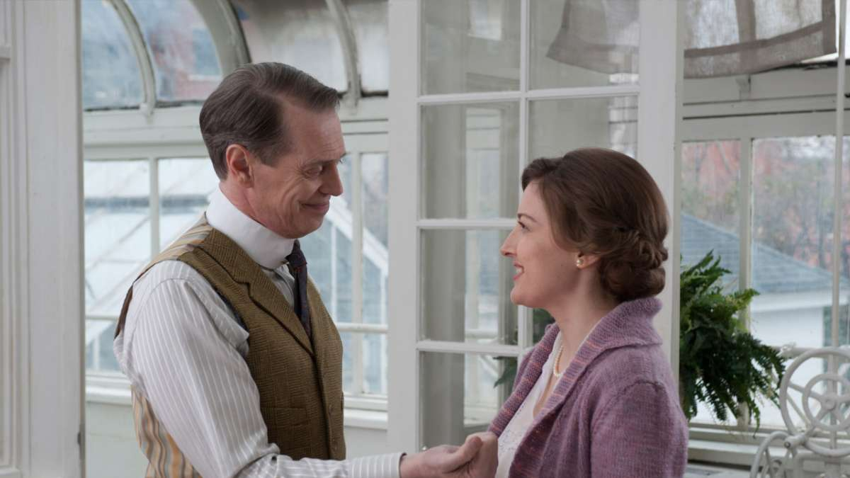 Nucky and Margaret