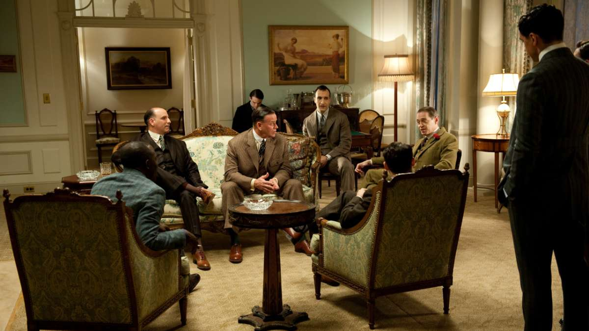 Nucky Chalky Rothstein group