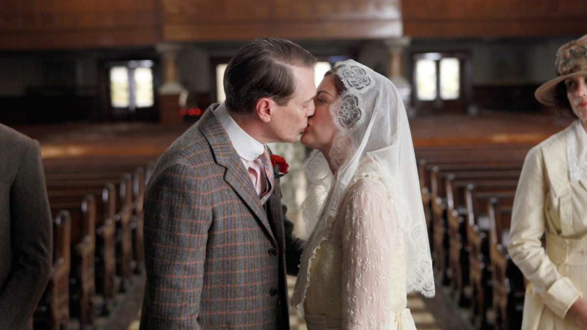Nucky Margaret getting married
