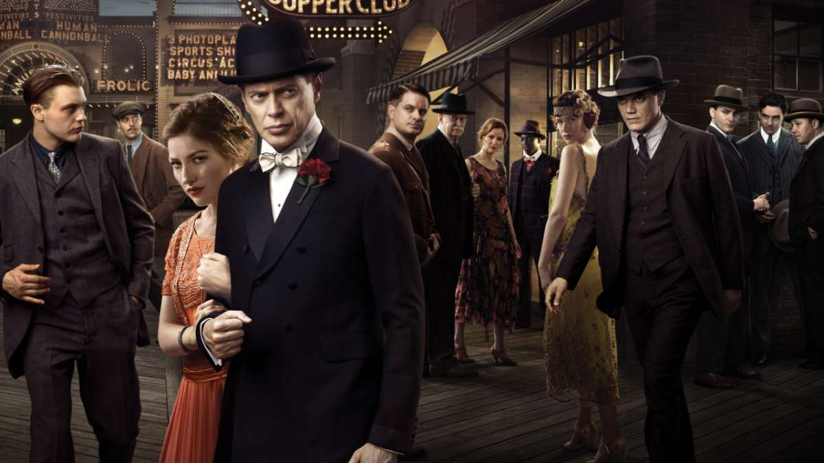 Boardwalk Empire Official Website For The Hbo Series