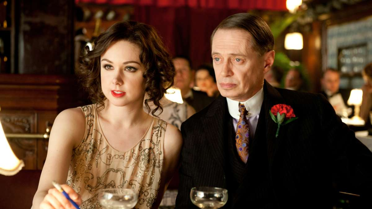Nucky and Billie