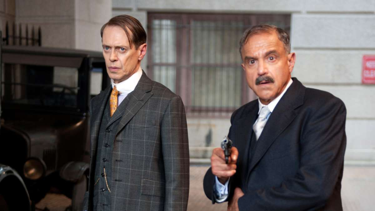 Eddie and Nucky
