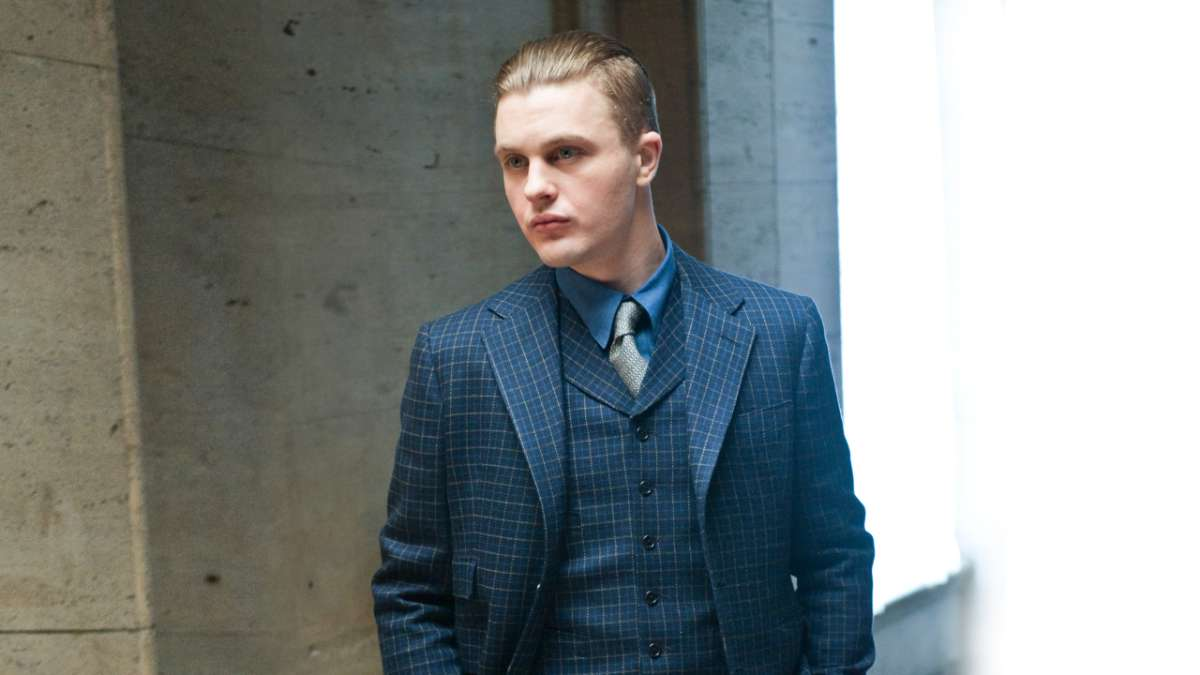 Jimmy in blue suit