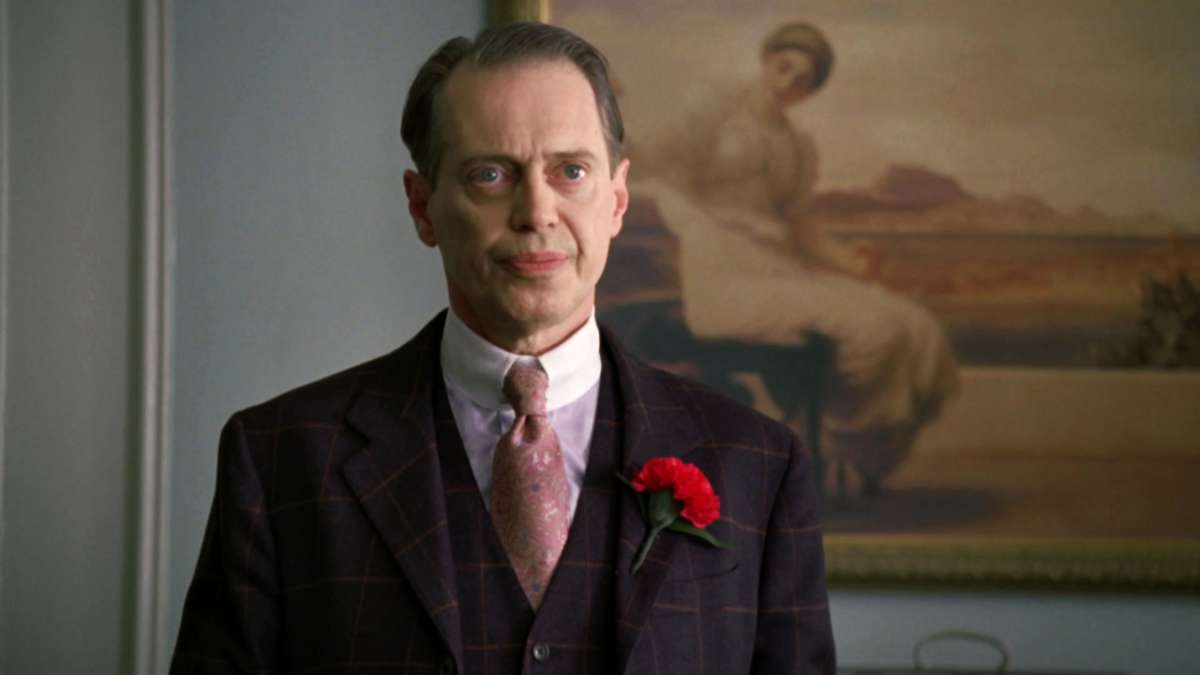 Nucky replaces Eli