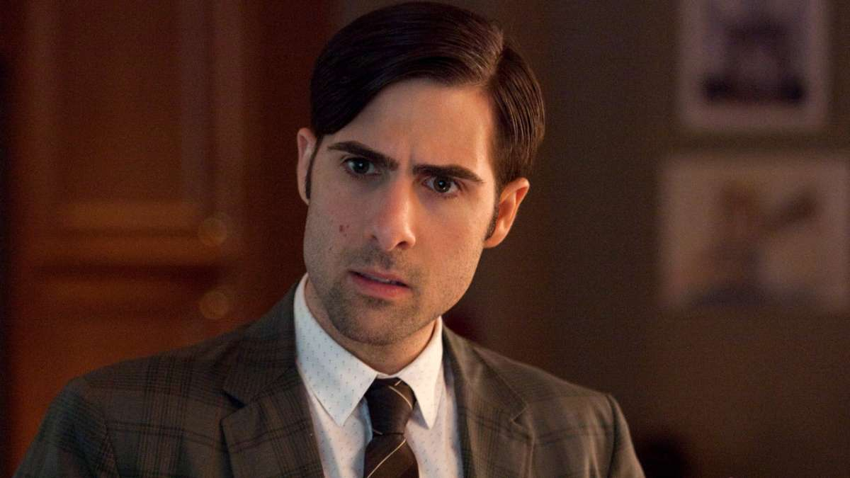 Jonathan Ames Played By Jason Schwartzman On Bored To Death Hbo