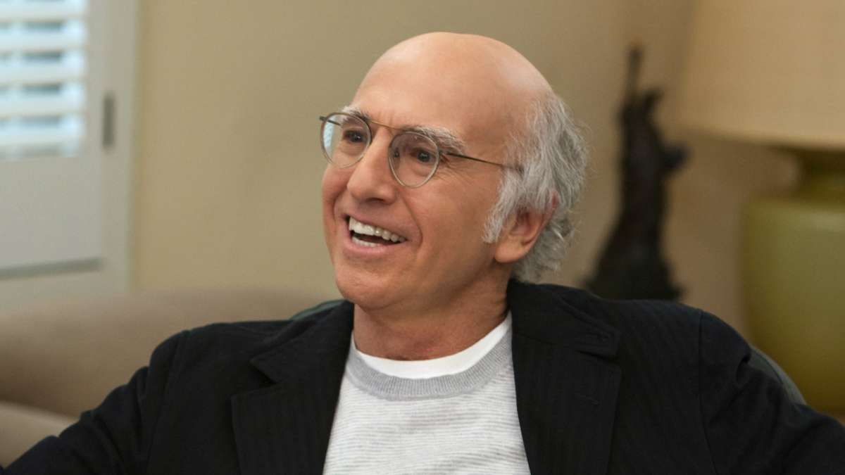 Larry David Curb Your Enthusiasm