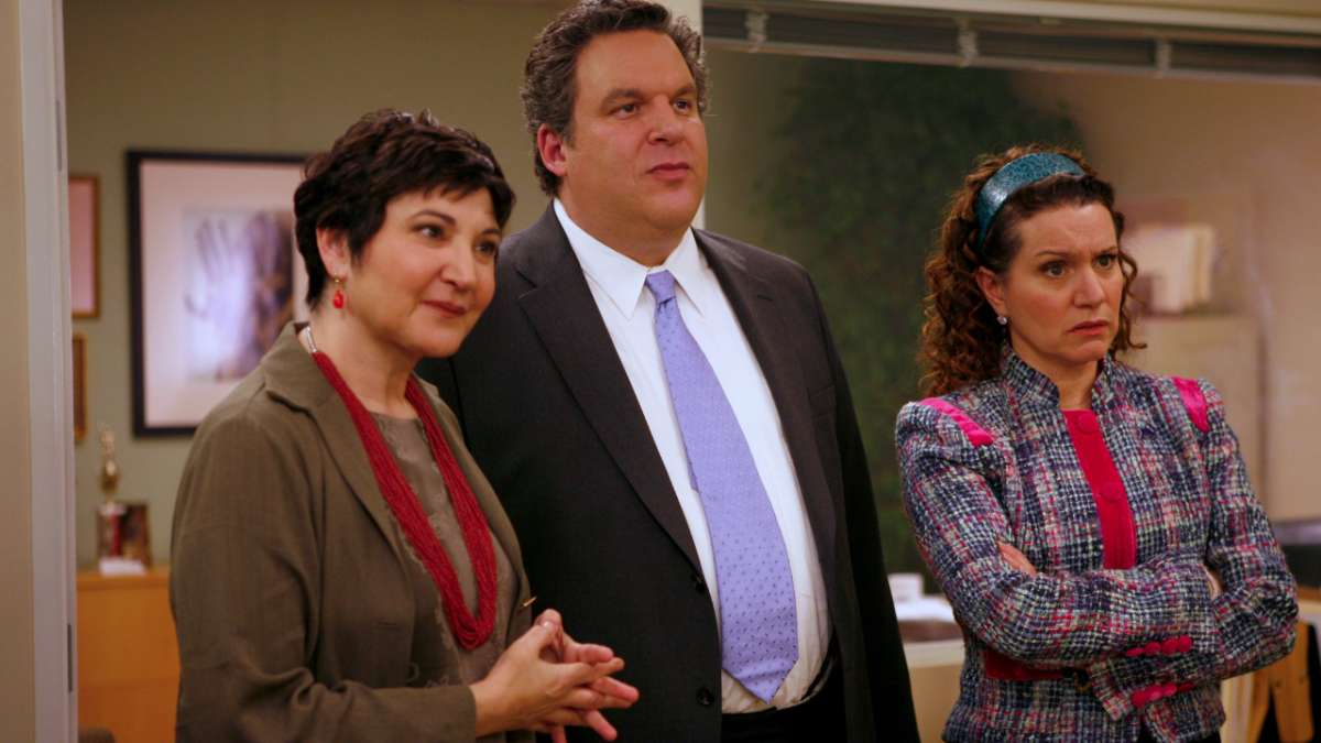Jeff Greene and Susie with woman
