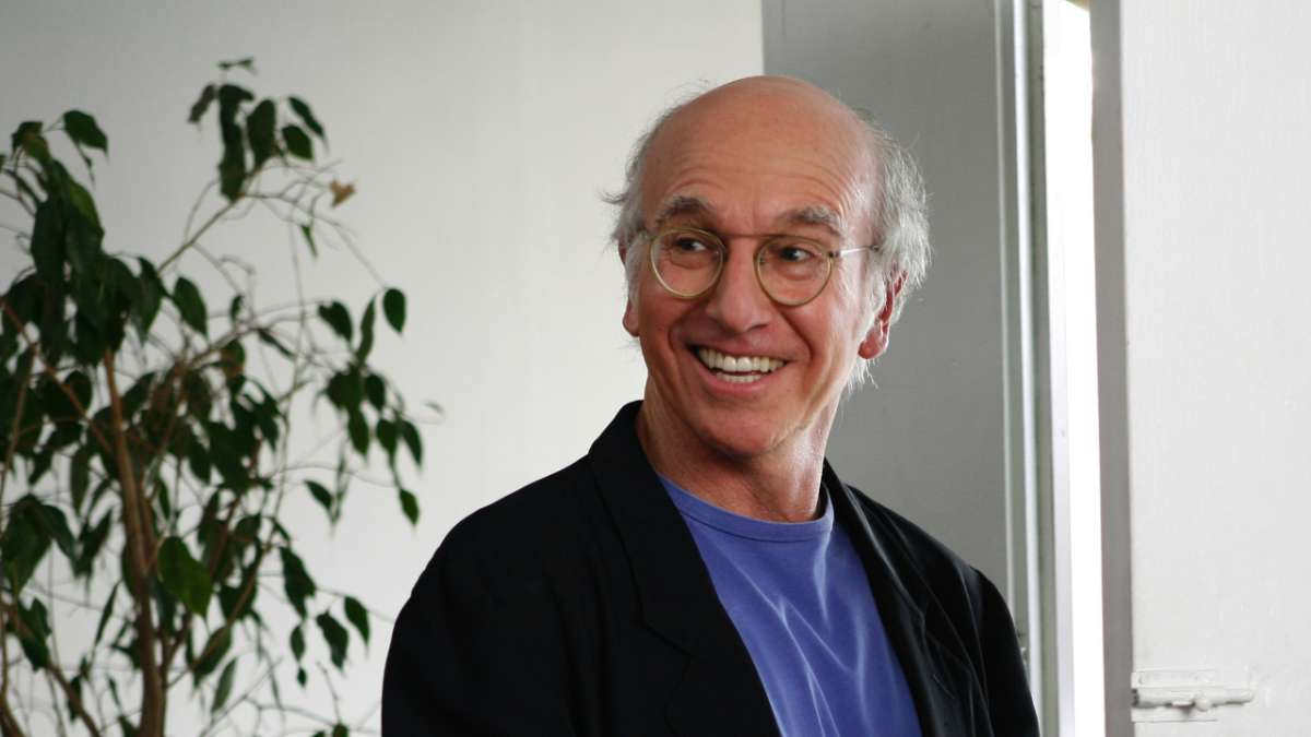 Repairman and Larry David