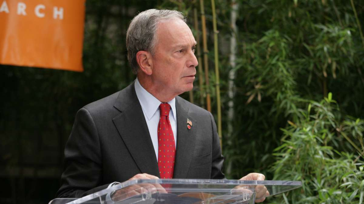 Mayor Bloomberg bans Larry from New York