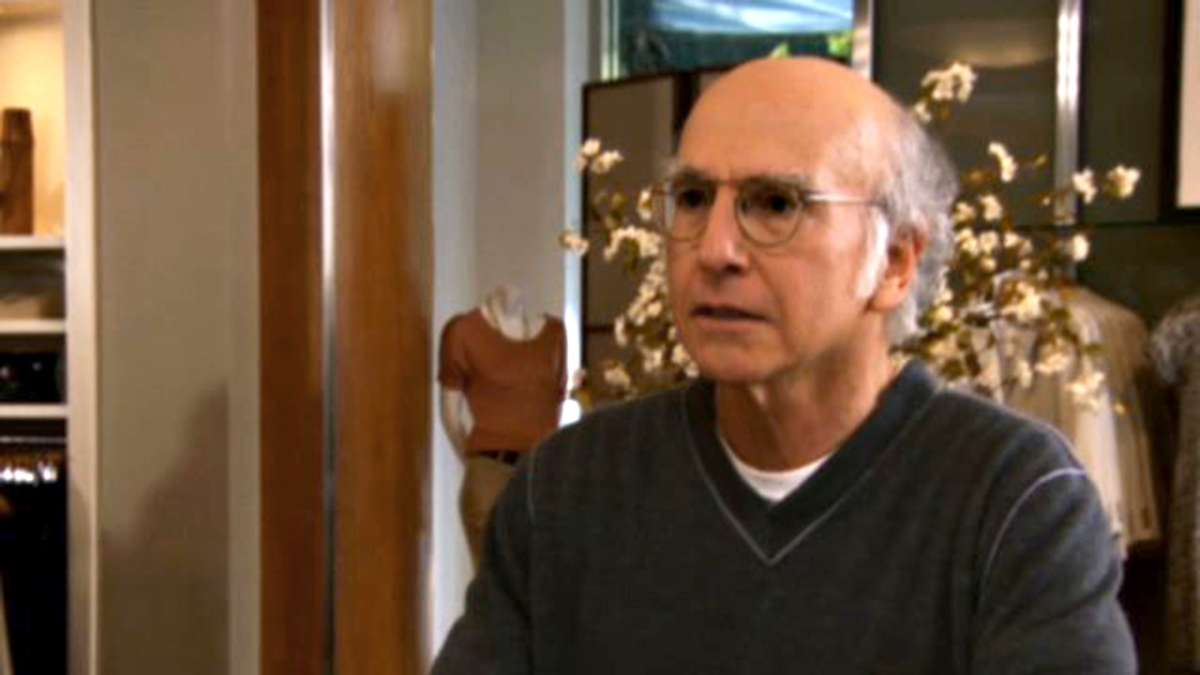 Larry David on Signage