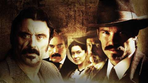 Deadwood S1 E1: Deadwood