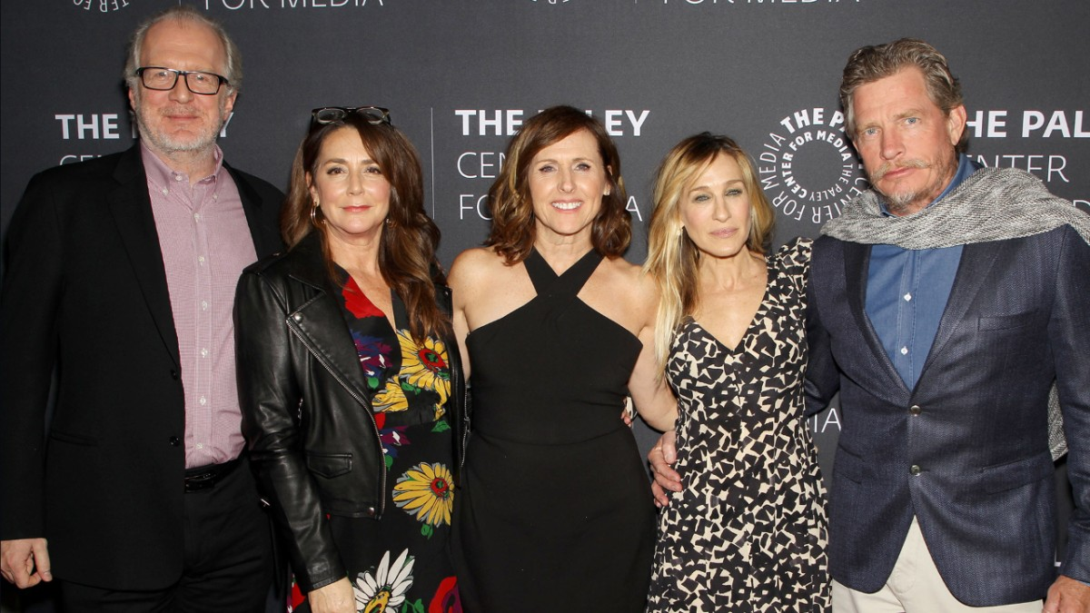 Divorce Cast Panel Discussion at the Paley Center February 8, 2018