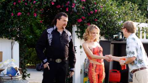 Kenny Powers introduces Tracey to Terrence Cutler