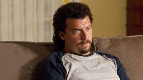 Kenny Powers somber