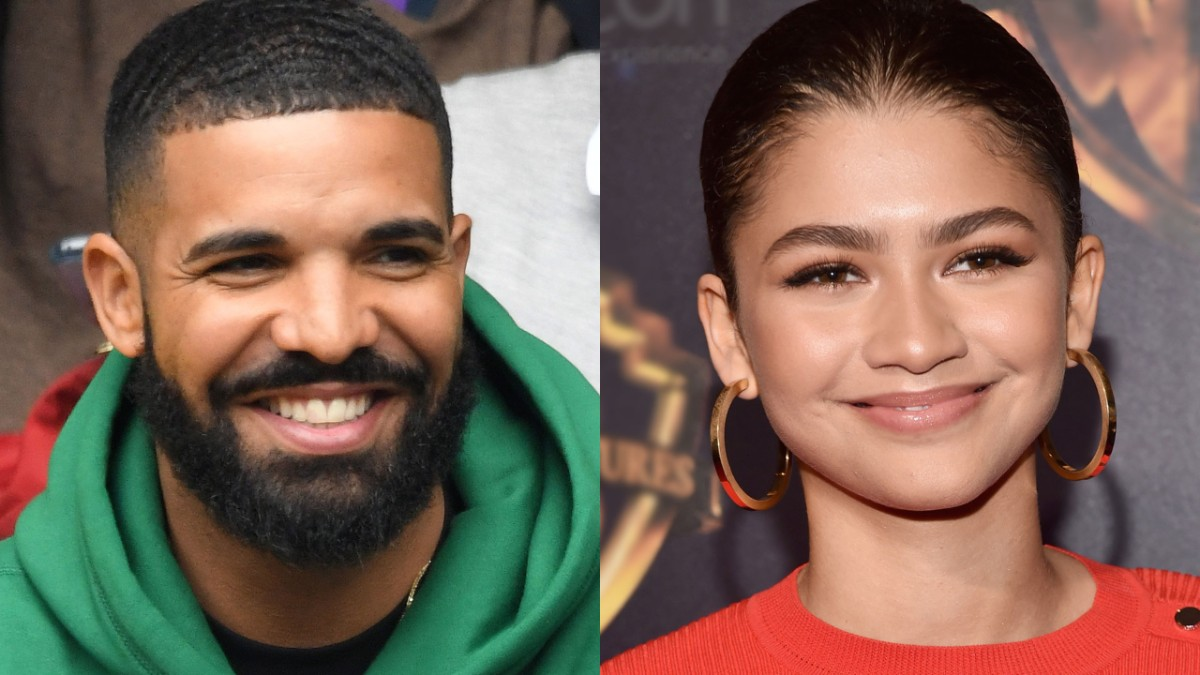 Euphoria HBO upcoming drama, produced by Drake and starring Zendaya, Jacob Elordi, Algee Smith