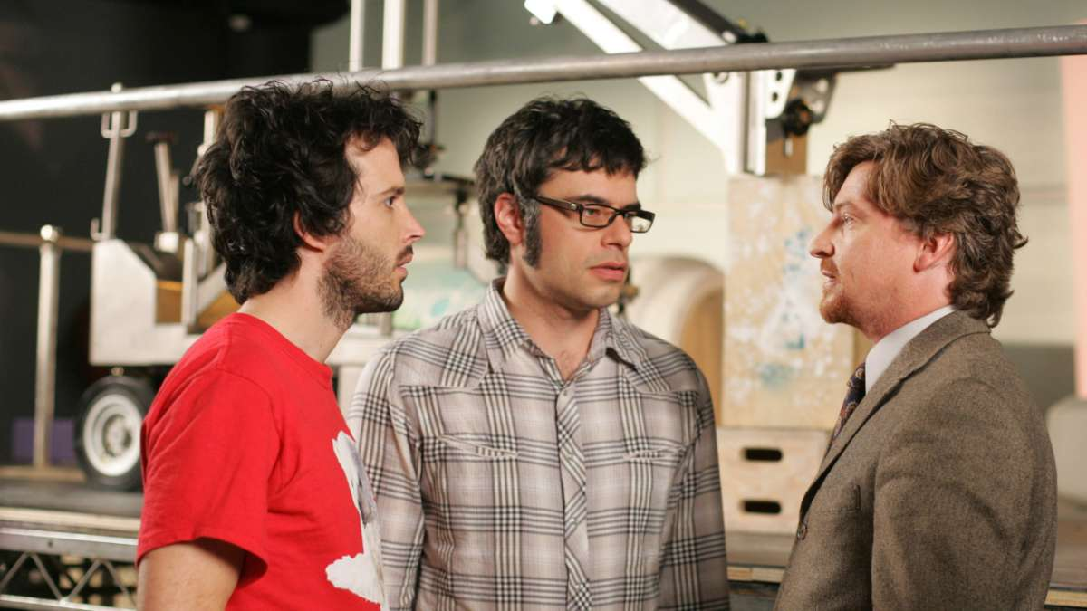 Bret and Jemaine speak with Murray