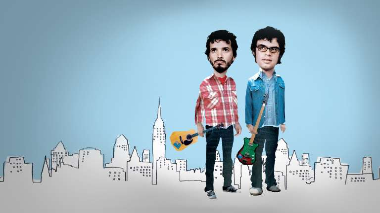 Flight Of The Conchords Official Website For The Hbo Series
