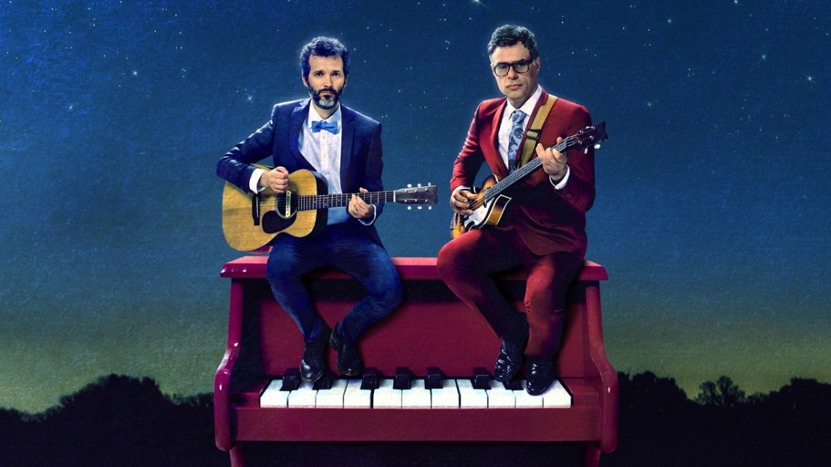 Flight of the Conchords Live in London Comedy Special