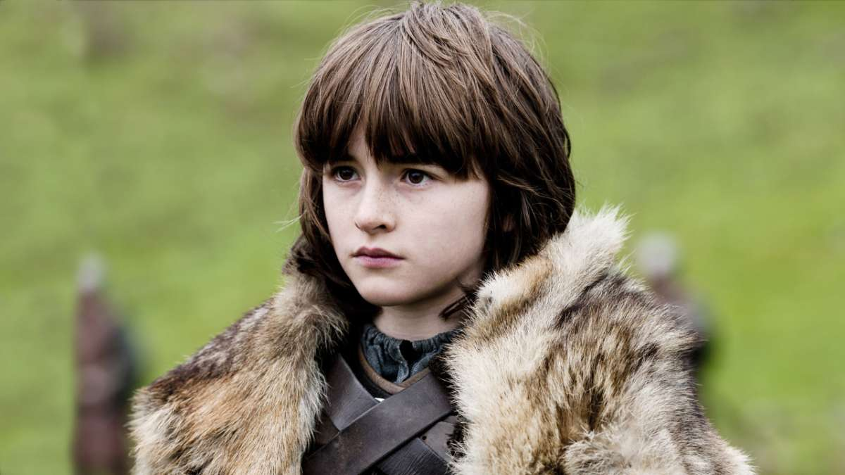 Game Of Thrones Female Cast Bran Stark PLAYED BY ISAAC HEMPSTEAD-WRIGHT